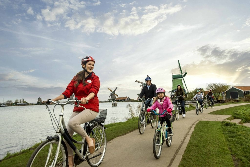 Netherlands Biking