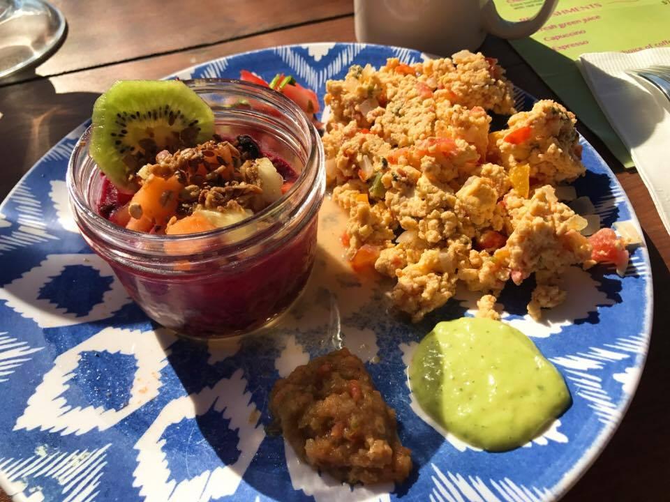 Delicious Tulum Breakfast