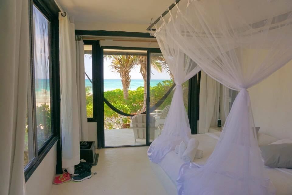 Check out the coolest cabanas in Tulum + learn where to eat and what to do while you are there.