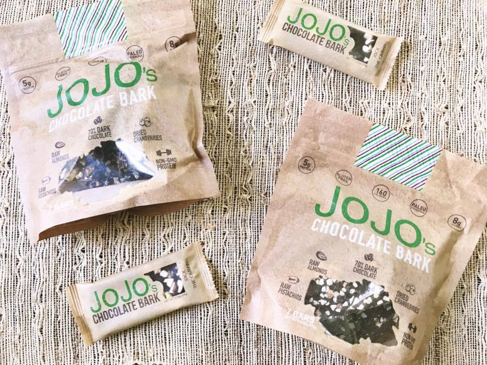 Every mom deserves to have JoJo's Chocolate Bark in her summer day bag