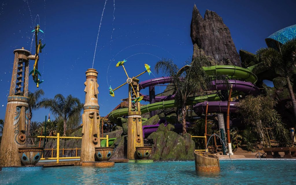 For all the thrill seekers out there, you can experience 18 slides including the first-of-its-kind aqua coaster, Krakatau Aqua Coaster. Each slide has a personality of its own which gives you a different adventure down each one.