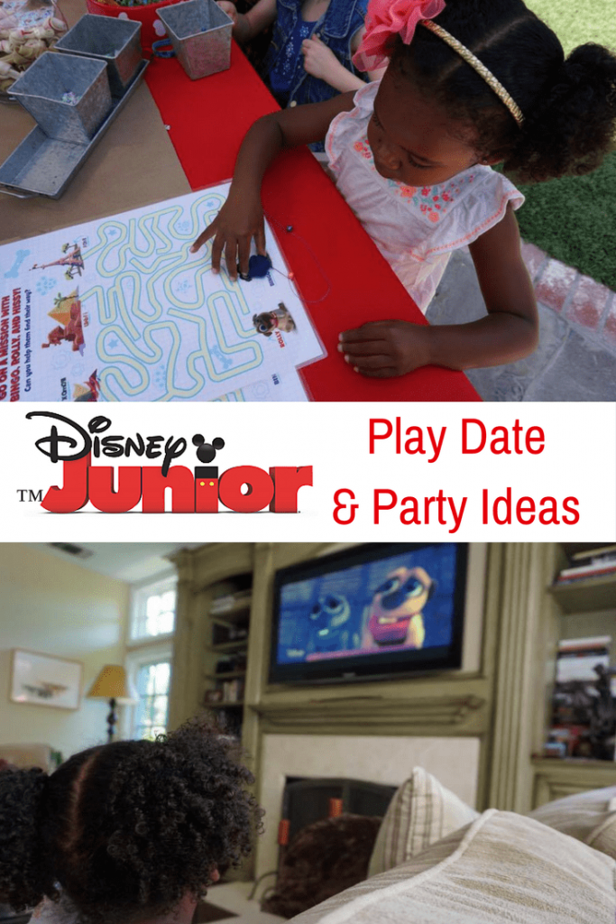 Celebrate Friyay With Disney Junior All Summer Long