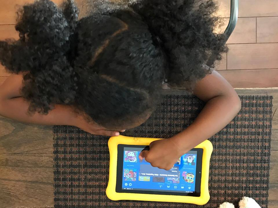 The Amazon Fire Kids Edition Tablet finally got my kids to actually LOVE reading. See the features we love plus the incredible parent dashboard that helped save our summer + turn my kids into avid readers. Click for the whole story.