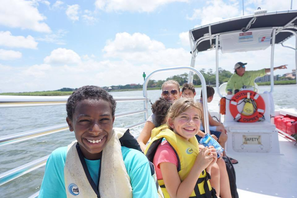 Hilton Head Dolphin Tour. Find out where else we went on our two-week southern beaches road trip