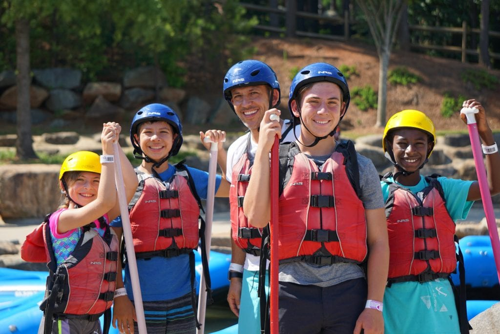 The National Whitewater Center in Charlotte one of our favorite stops along our two-week Southern Beaches road trip. See the rest by clicking through to the post.