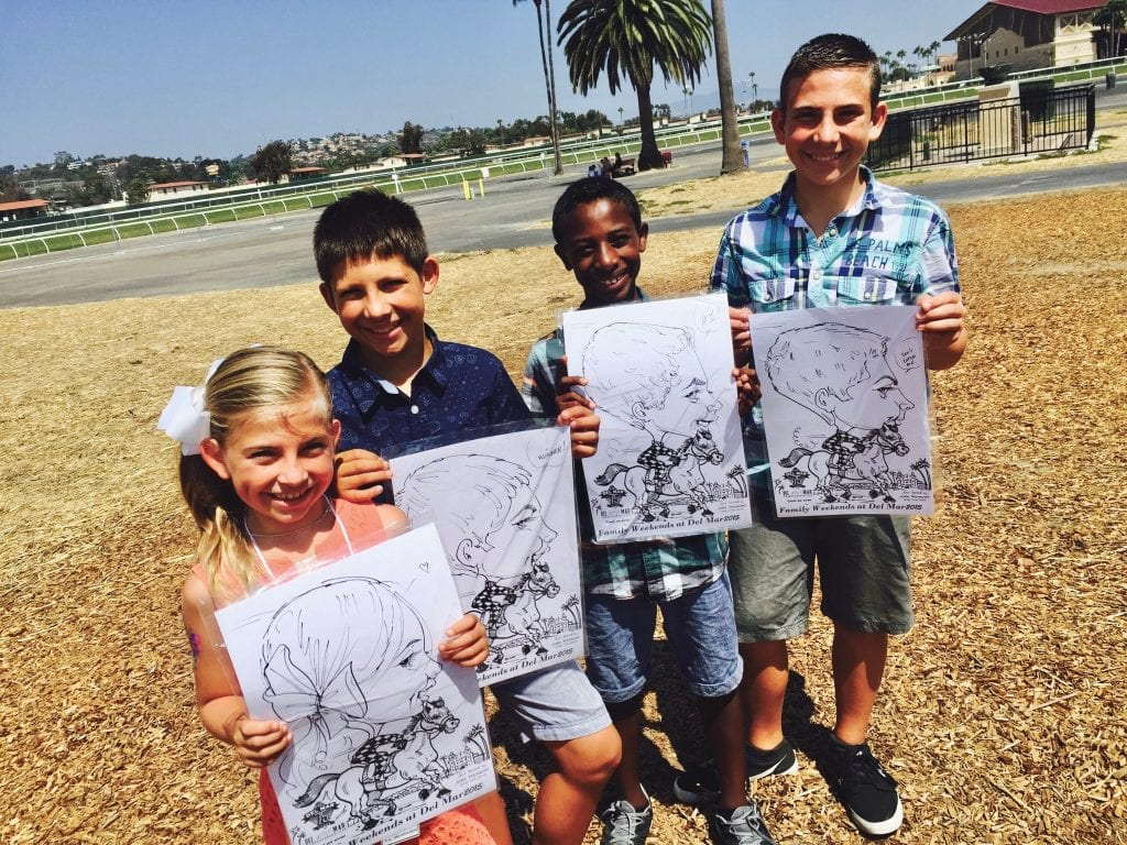 Del Mar Racing - Fun things to do in San Diego with Kids