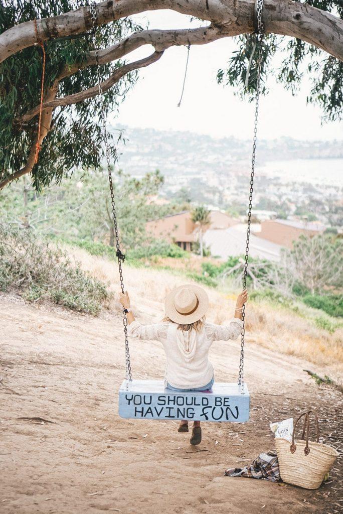 La Jolla Swings