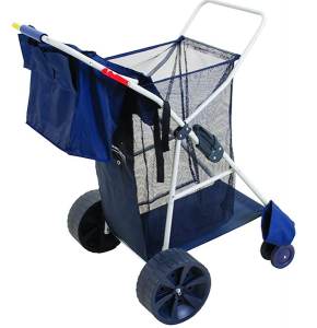 beach wagon, wonder wagon, wagon for sand