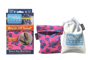 sand remover, sand free wipes, beach packing list, must haves for the beach