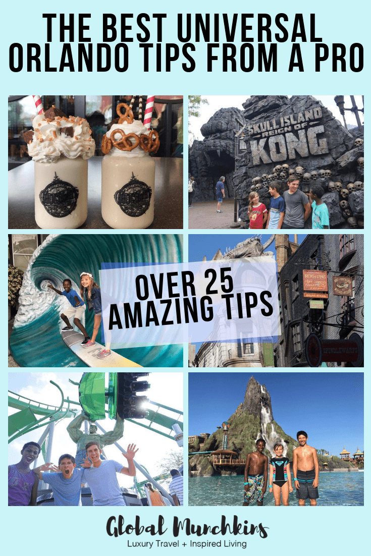 Read on to learn our best Universal Orlando Tips and Tricks from a pro for 2019! #universal #orlando #tipsandtricks #helpfultips #traveltips #travel #vacation #familybonding #protips