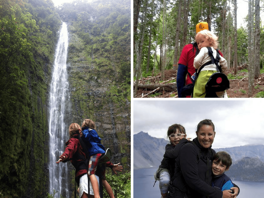 Hiking with a Toddler Has Never Been Easier