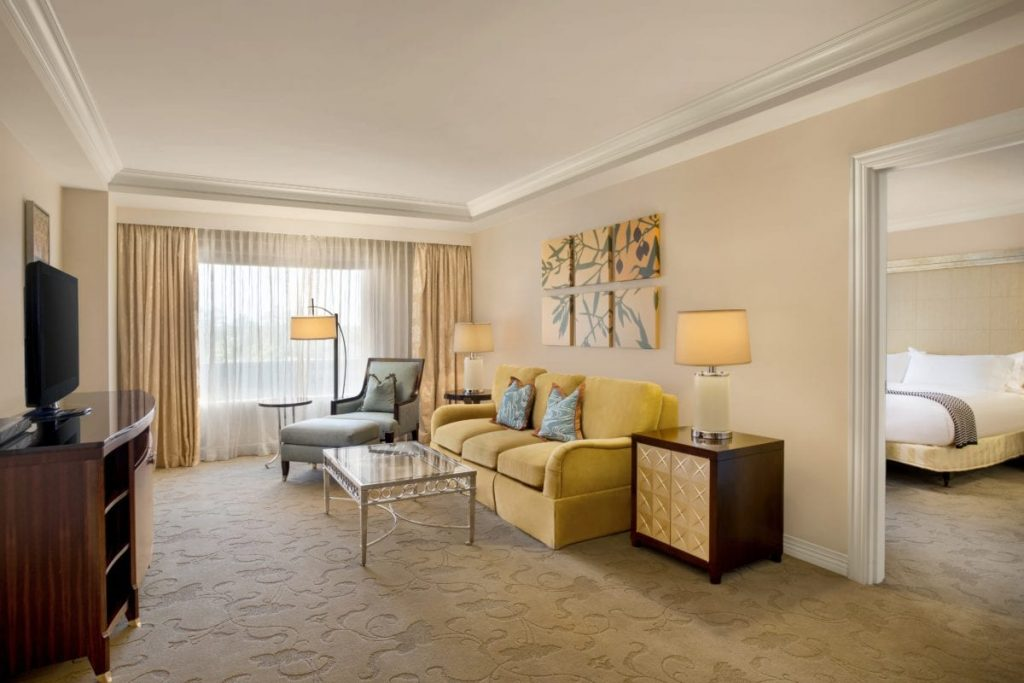 Waldorf Astoria Orlando. Luxury found off-property in Orlando. Photo Courtesy of Waldorf Astoria Orlando