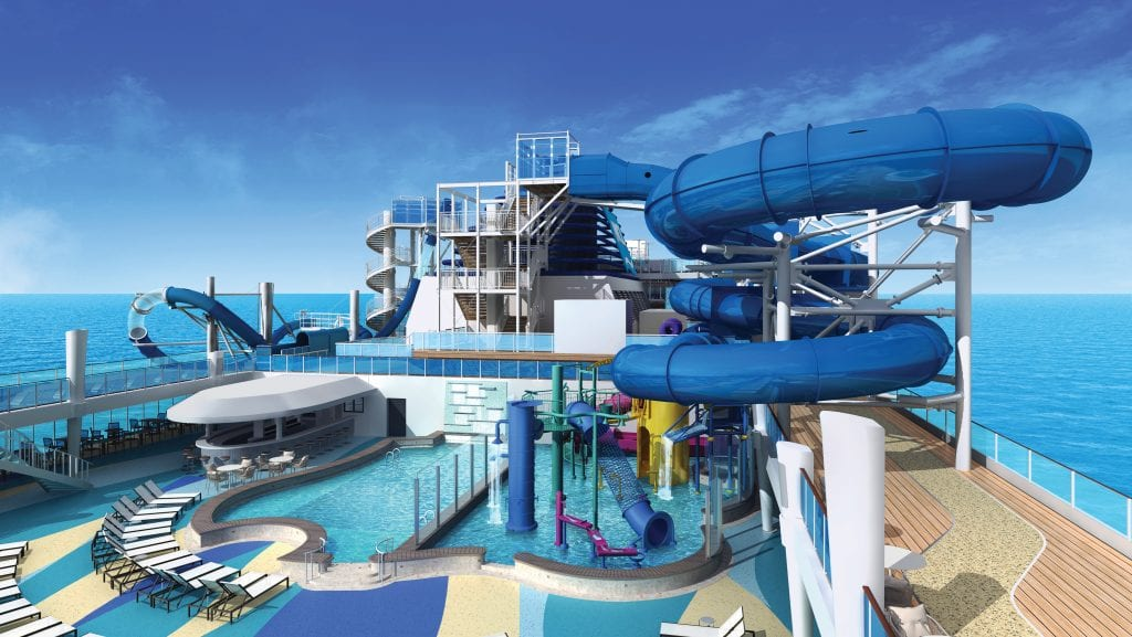 The Norwegian Bliss. Everything you wanted to know about NCL's newest ship the Norwegian Bliss. Find out what's on board the Norwegian Bliss and what itineraries Norwegian Cruise Line has planned for their newest ship at sea.