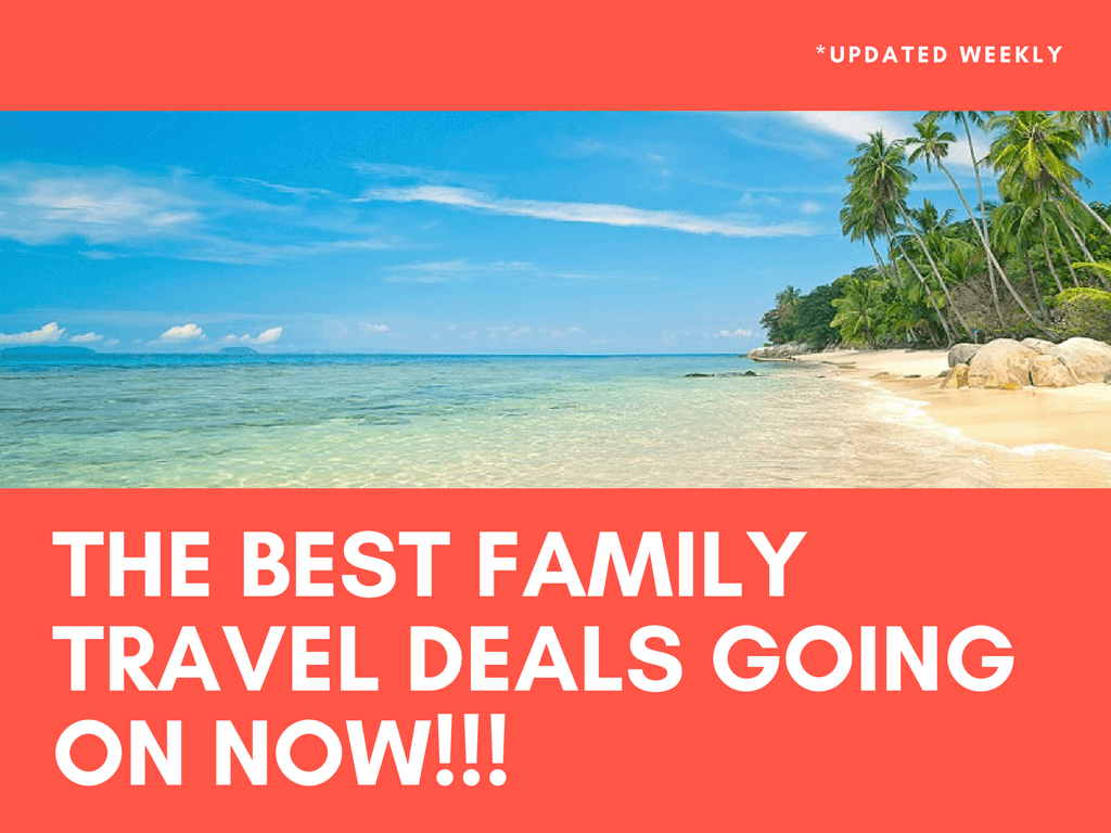 The BEST Travel Deals on the Web Today  Global Munchkins
