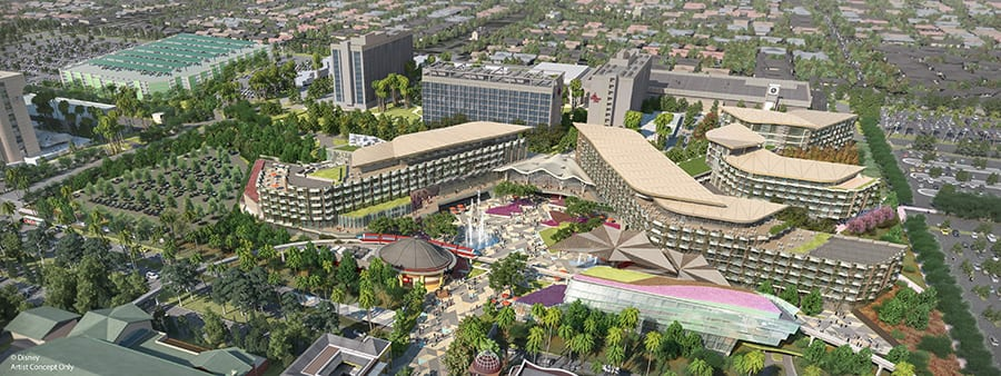 5 Amazing things about the New Disneyland Hotel