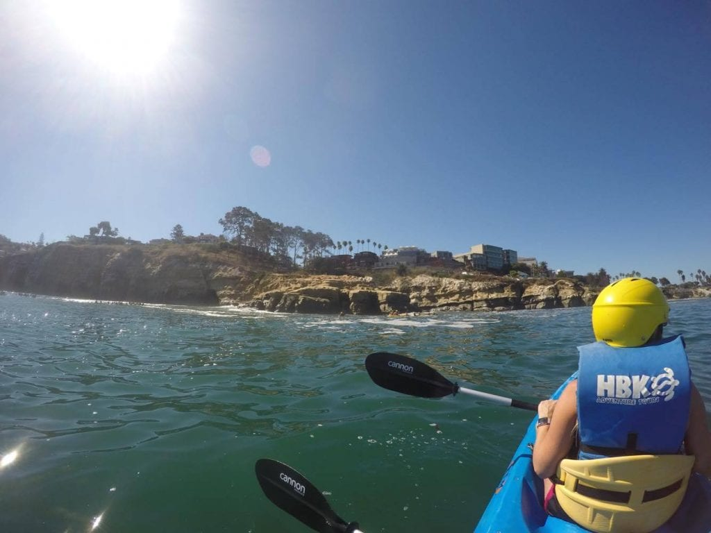 Kayak the Incredible La Jolla Caves + Enjoy a Food Tour in Coronado!