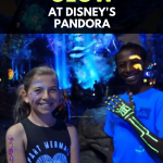 How to glow at Disney's Pandora