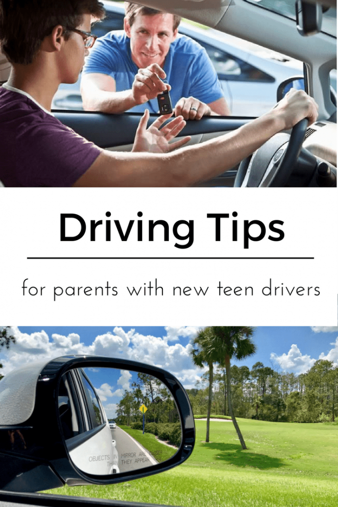 Check out these helpful tips for parents of teenage drivers plus learn about the things you should look for when buying your teens first car. Click to see the tips.