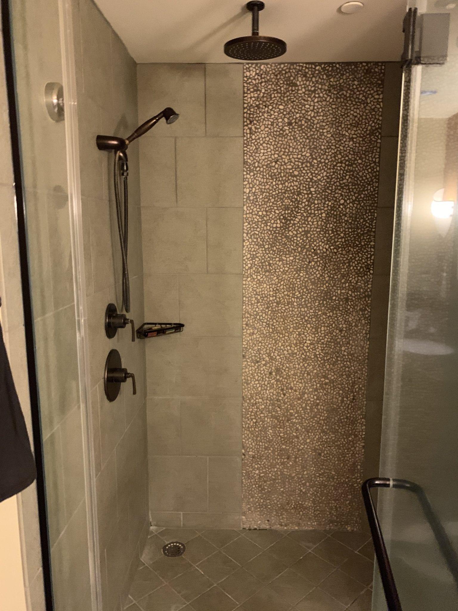 Shower at Disney Aulani - DVC Rental