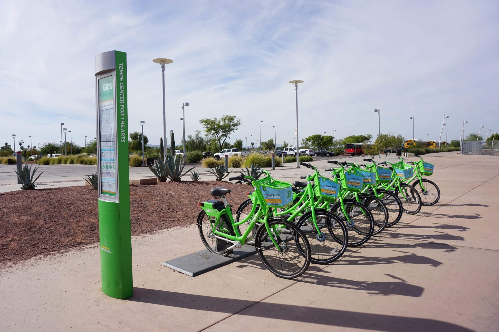 AD- It's easy to get around Tempe with kids. Hop on a bike, grab the metro, or an uber. Car rental is another great option. Check out our Ultimate Guide to visiting Tempe with Kids by clicking through to the article.