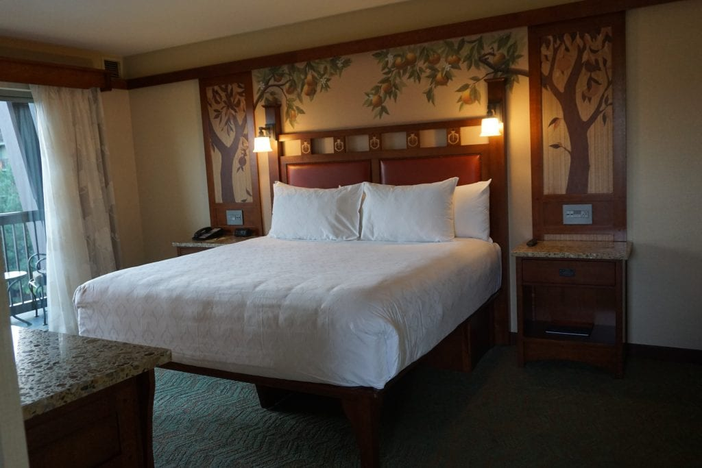 Newly Rennovated Suite at Disney Grand Californian. Learn how the Disneyland Holiday Season comes to the hotels