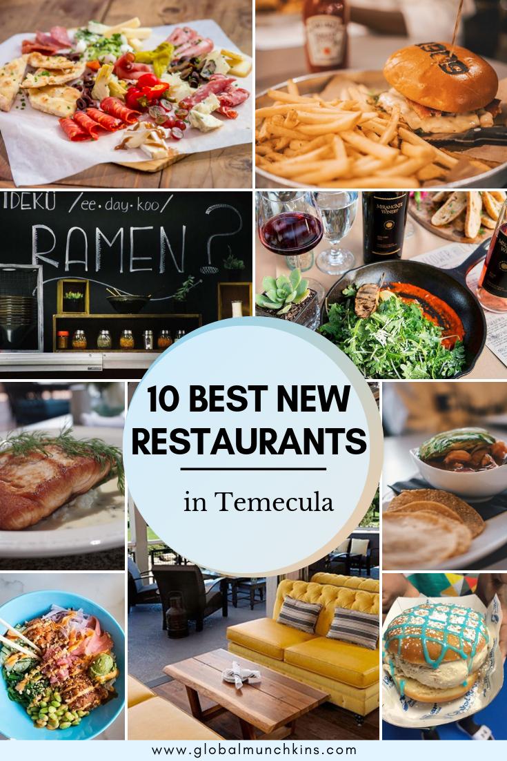 The 10 Best New Restaurants In Temecula Murrieta Updated Global Munchkins