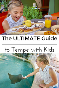 AD- Check out our ULTIMATE Things to do in Tempe AZ where you will find the best activities, attractions, and restaurants for your next visit to Tempe with kids in tow.