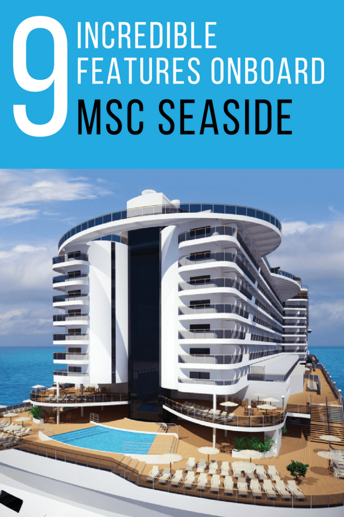Msc Seaside Cruise