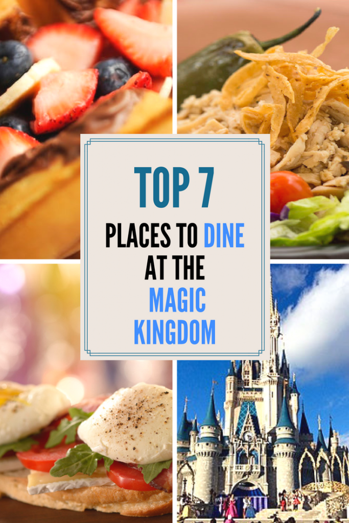 best quick service dining magic kingdom