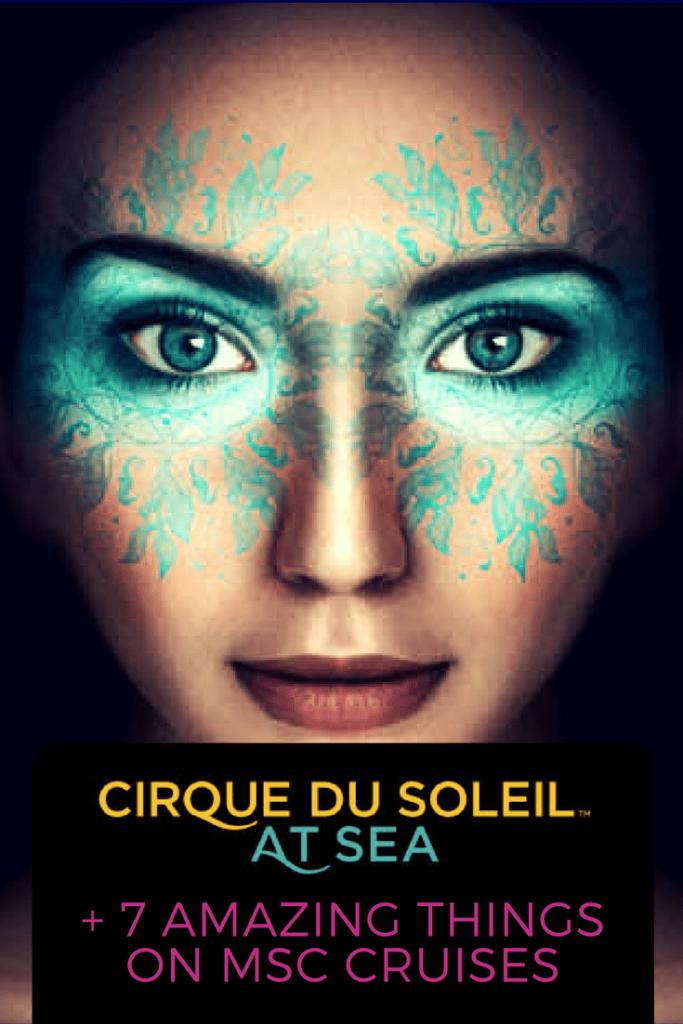 MSC Cruises Cirque Du Soleil at Sea