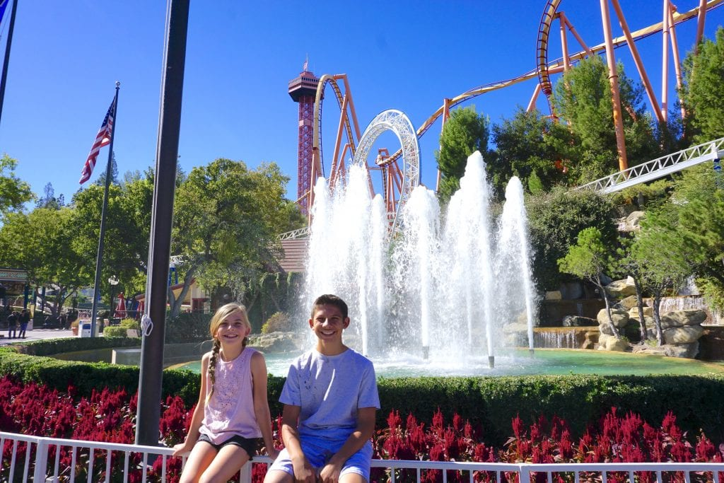 Save time and money with the Six Flags FlashPass and my top tips by clicking through the link. #AD