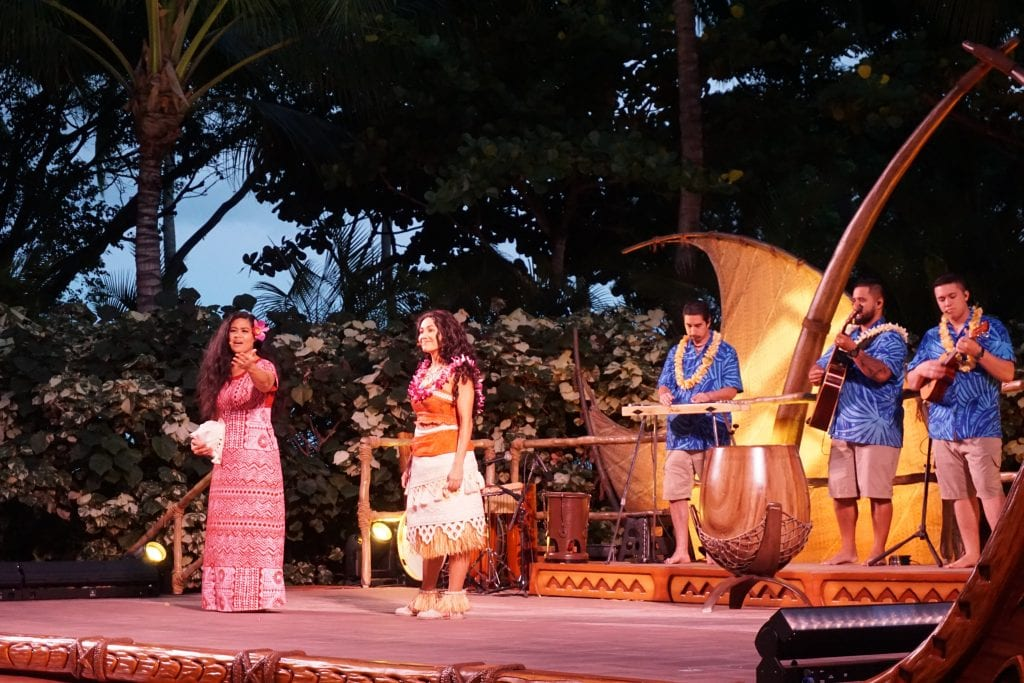 5 Reasons We LOVED the Aulani Luau - KA WA'A