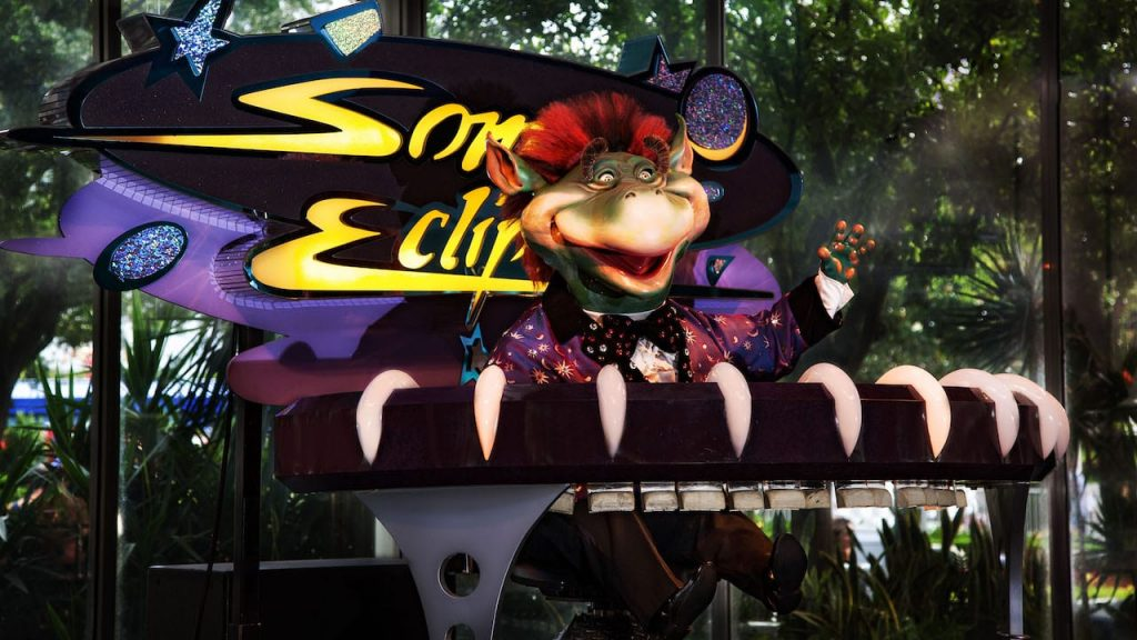 cosmic ray sonny eclipse