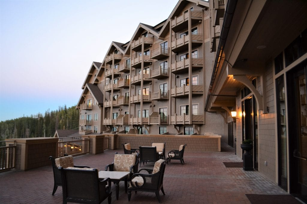 Montage Deer Valley- one of the best luxury resorts in Park City Utah
