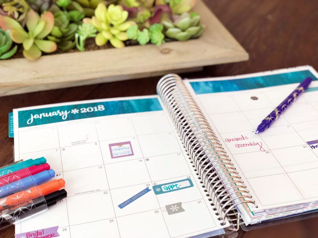 The Best Planners for Moms [3 Reasons to Love Erin Condren]