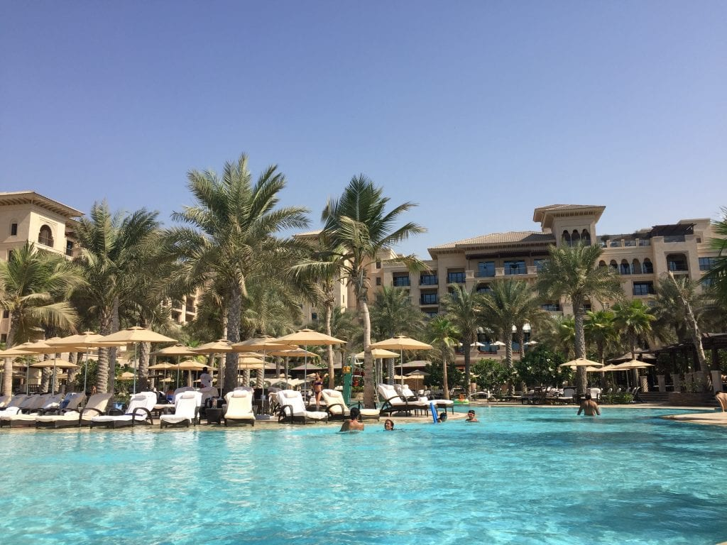 Luxury Resorts spotlight on Four Seasons in Dubai.