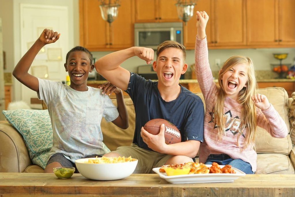 Simple Big Game Party Ideas the Whole Family Will Love