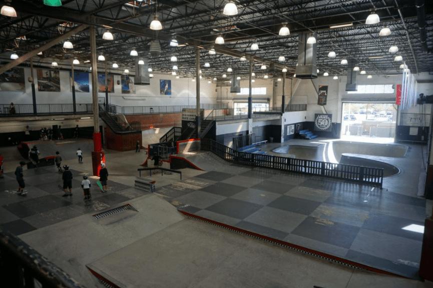 Vans Skatepark in Orange County | Global Munchkins