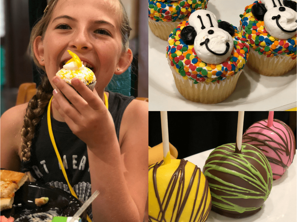 Knott's Berry Farm Snoopy Themed Treats