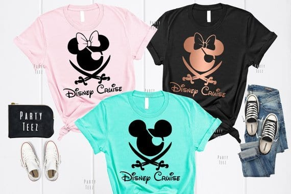 Disney Cruise Family Shirts