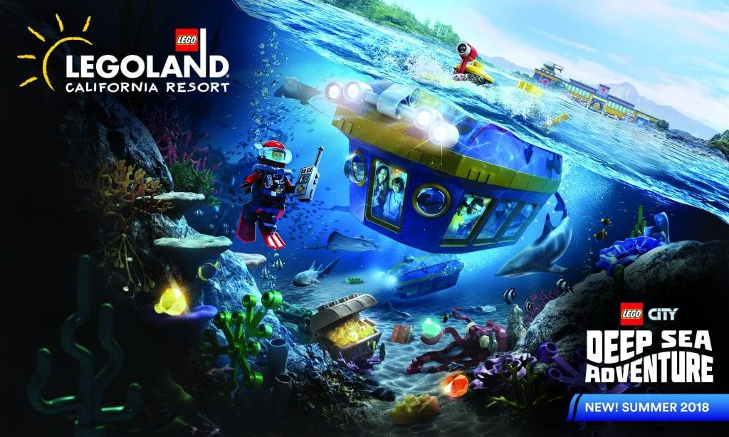 2018 LEGO Deep Sea Adventure ride 2