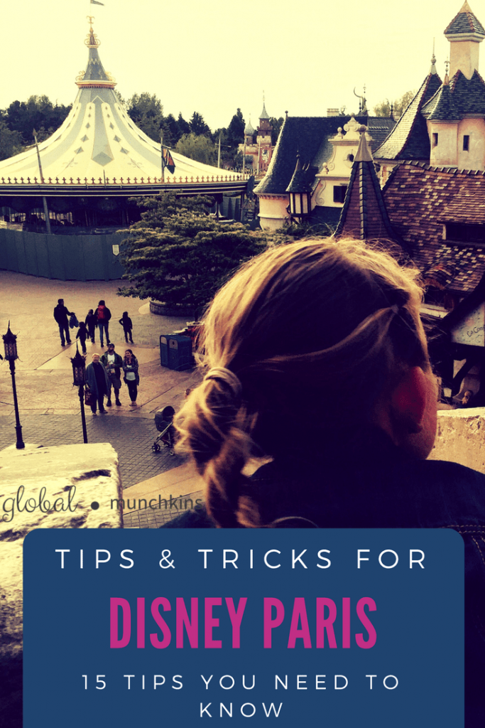 Disneyland Paris - Tips & Tricks to Make your Vacation a Dream