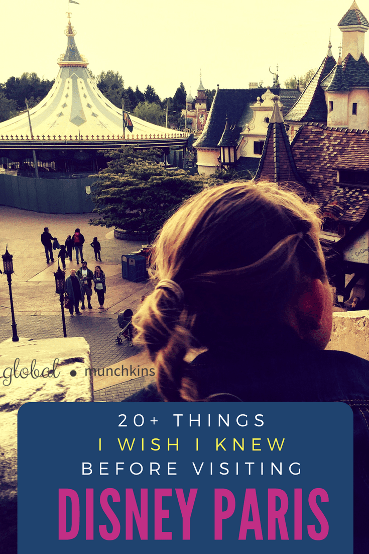 Heading to Disneyland Paris? Here are Over 20 tips we wish we knew before heading Disney Paris!