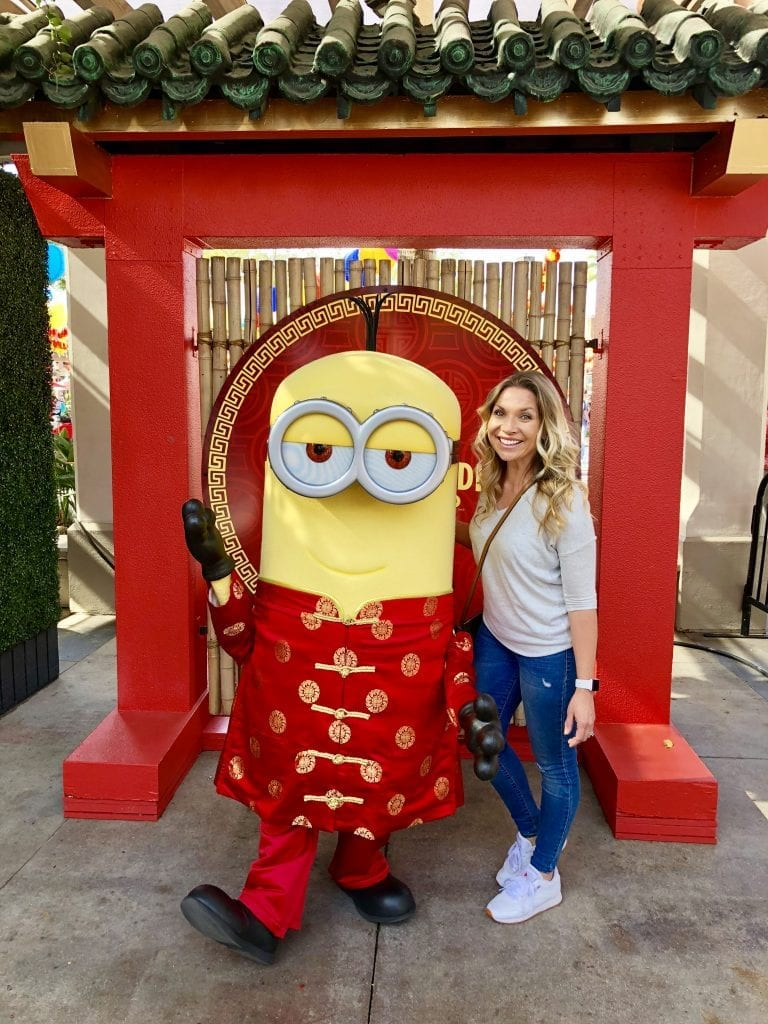 Happy Lunar New Year! Celebrate by visiting Universal Studios Hollywood Feb. 10th-25th. #UniversalStudios #LunarNewYear