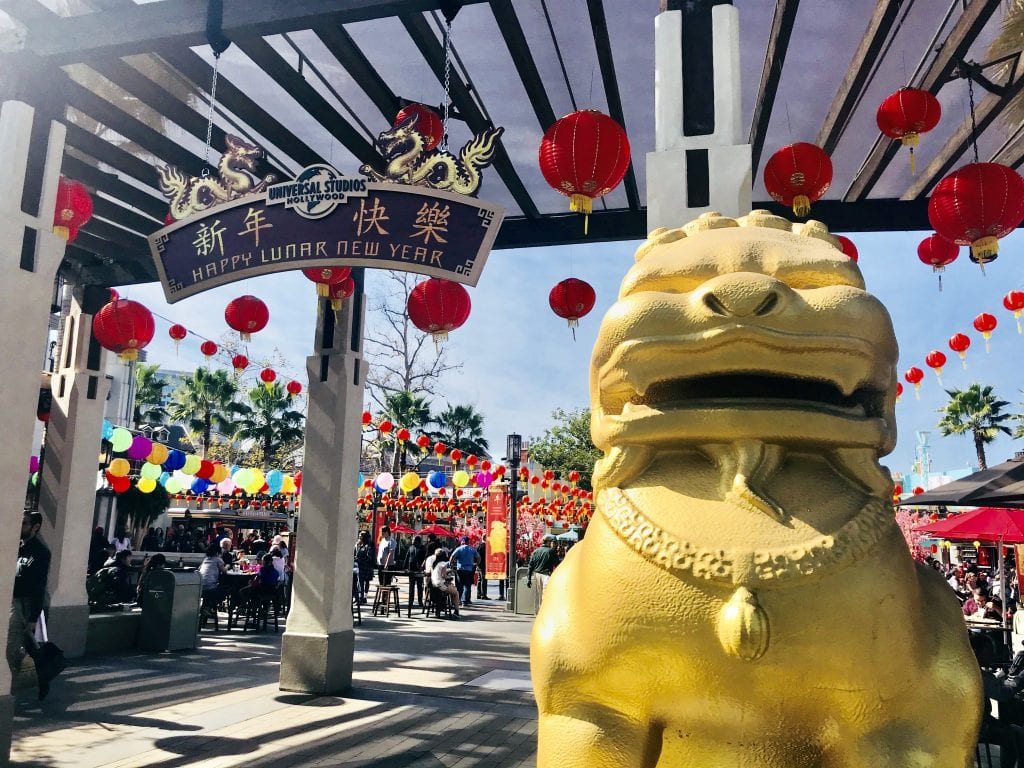 10 Incredible Events at Universal Studios Lunar New Year Celebration