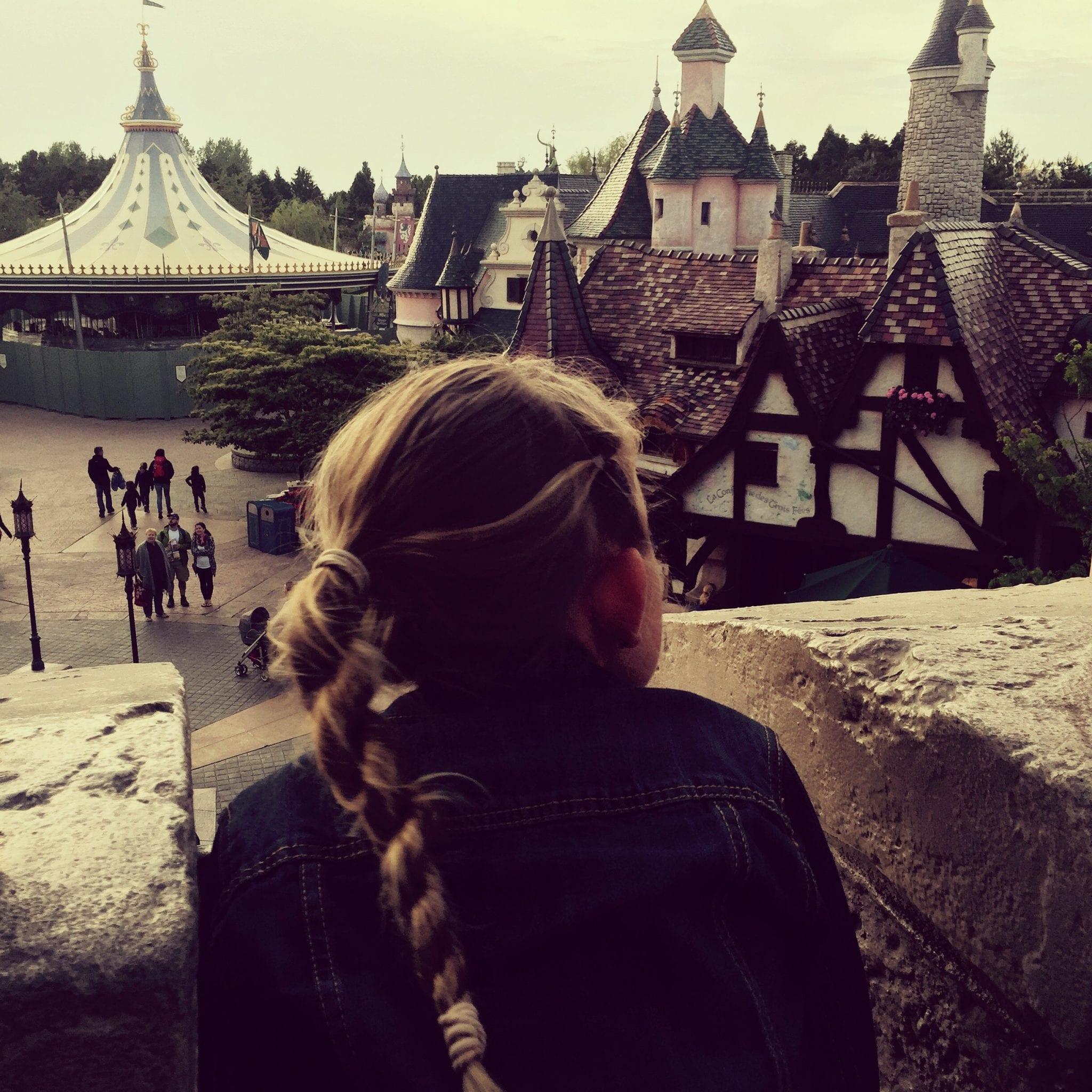 Disney Paris - Castle View