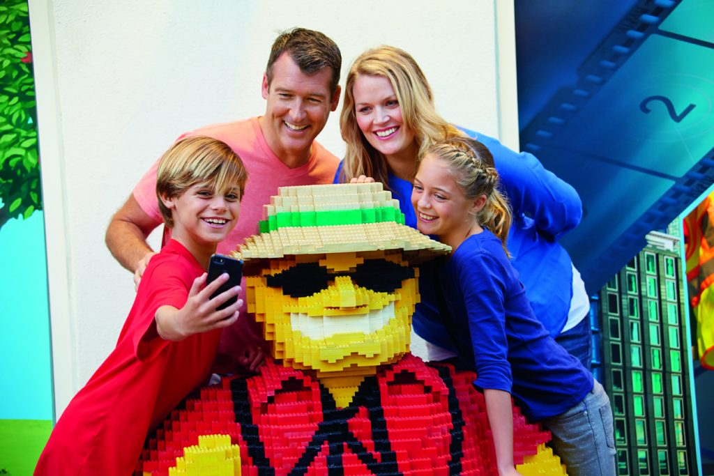 Legoland Tickets - LEGOLAND CALIFORNIA FAMILY