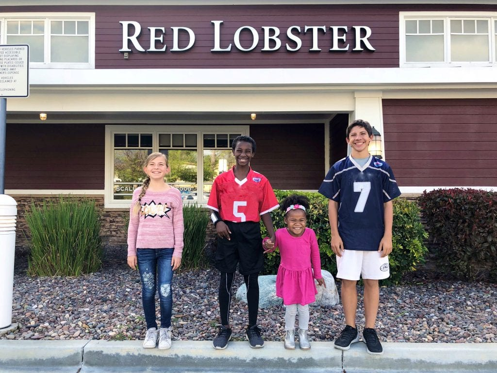 Incredible Family Date Night at Red Lobster's Lobsterfest!