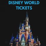 8 Ways to Save Money on Disney World Tickets