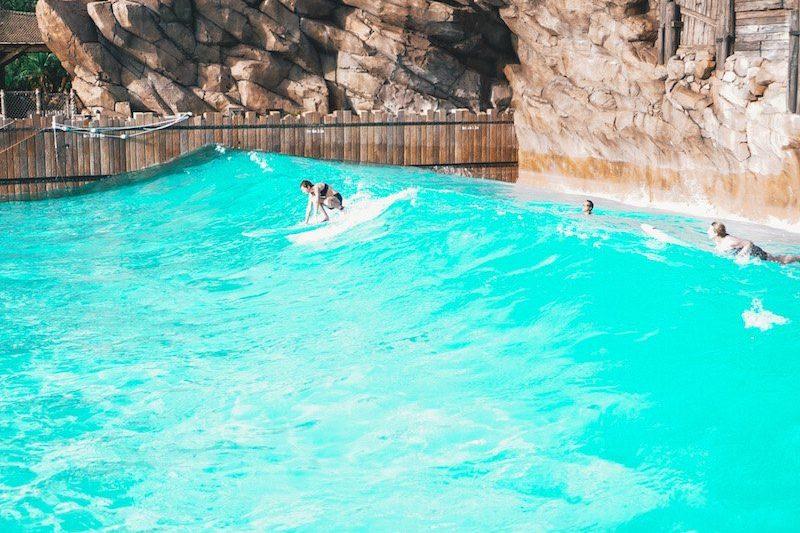 Disney Typhoon Lagoon Wave Pool